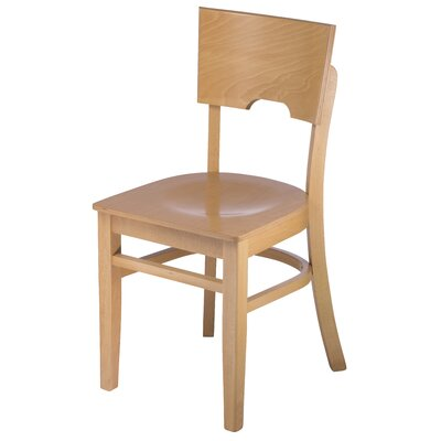 Cairo Side Chair Finish: Natural