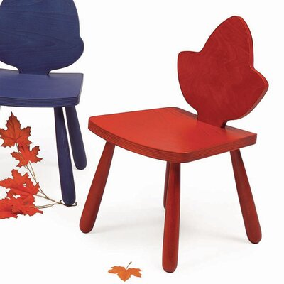 Leaf Currant Kids Novelty Chair Size: 23