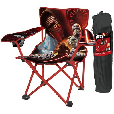 Star Wars 2 Piece Kids Camping Chair Set 55171