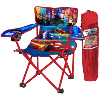 Cars 2 Piece Kids Camping Chair Set 33071
