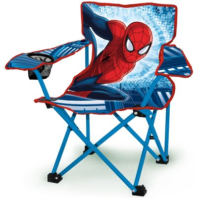 Spiderman 2 Piece Kids Camping Chair Set 24071
