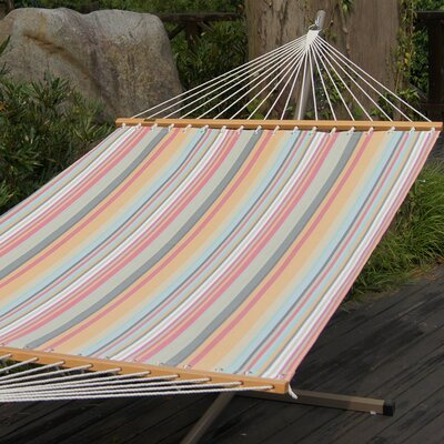 Polyester Tree Hammock Color: Colorful