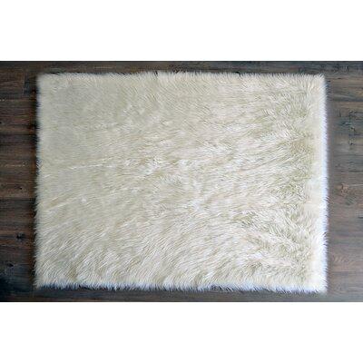 White Area Rug