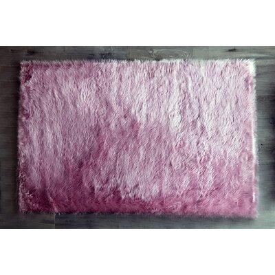 Pink Area Rug