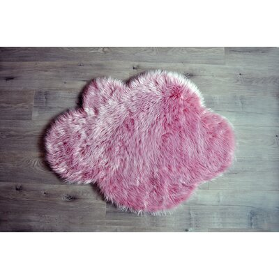 Cloud Pink Area Rug