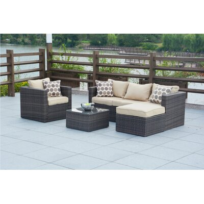 Choose Jasmine Sectional Set Cushions Product Photo