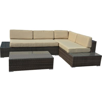 Check out the Marlin Sectional Set Cushions Product Photo