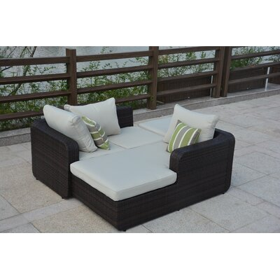 Winnett 3 Piece Deep Seating Group with Cushion