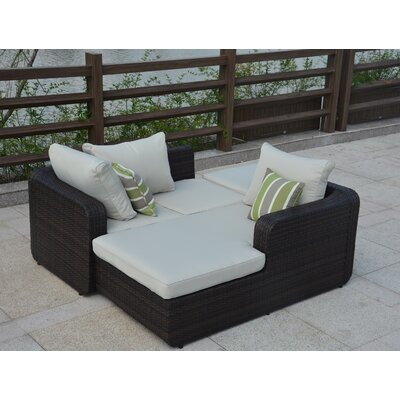 Winnett 3 Piece Deep Seating Group with Cushions