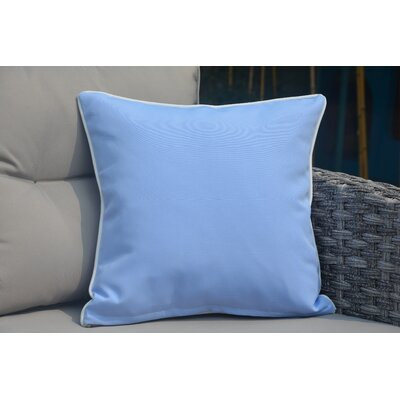 Beckett Square Outdoor Throw Pillow