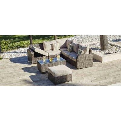 Stylish Sectional Set Cushion Product Photo