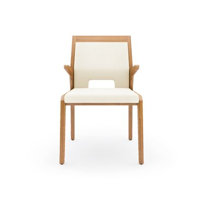 Tobias Arm Chair Finish: Cream
