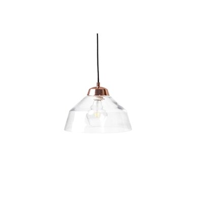 Farmhouse 1-Light Mini Pendant
