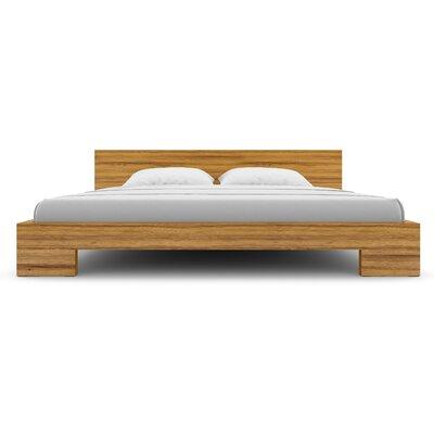 Fredrik Platform Bed Size: King