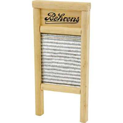 Galvanized Washboard