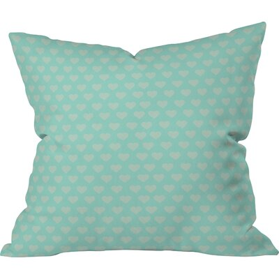 Allyson Johnson Throw Pillow Size: 18 H x 18 W x 5 D