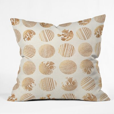 Iveta Abolina Throw Pillow Size: 18 H x 18 W x 5 D