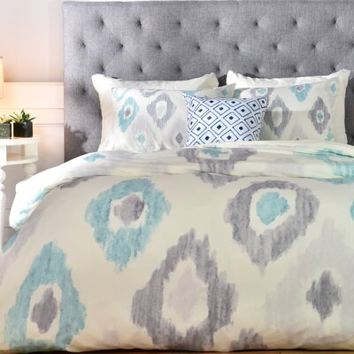 Ikat Duvet Cover Size: Twin