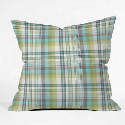 Indoor/Outdoor Throw Pillow Size: 16 H x 16 W x 4 D
