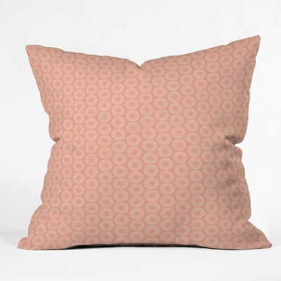 Indoor/Outdoor Throw Pillow Size: 26 H x 26 W x 5 D