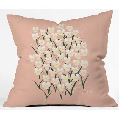 Joy Laforme Throw Pillow Size: 18 H x 18 W x 5 D