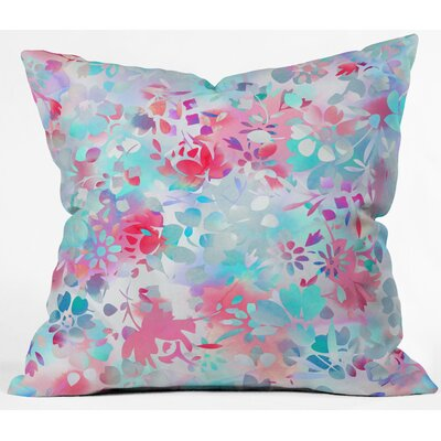 Jacqueline Maldonado Throw Pillow Size: 16 H x 16 W x 4 D
