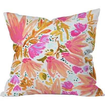 Bouck Outdoor Throw Pillow Size: 16 H x 16 W x 4 D
