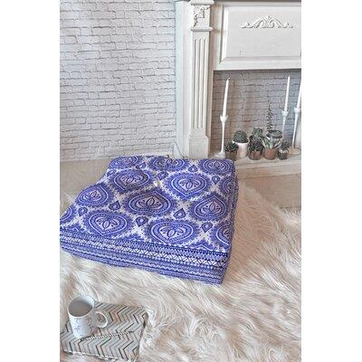 Floor Pillow Size: 23 H x 23 W x 7 D