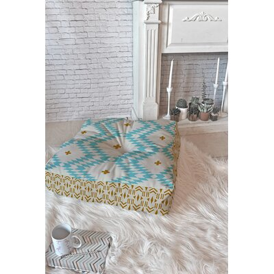 Holli Zollinger Floor Pillow Size: 26 H x 26 W x 7 D