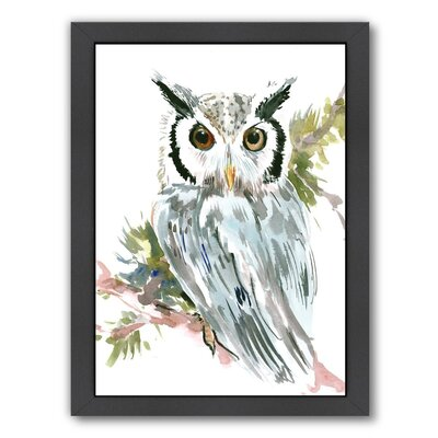 Owl Framed Painting
