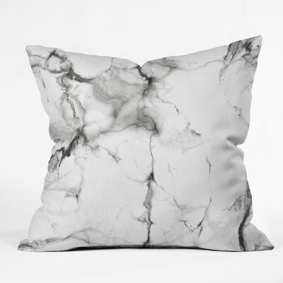 Buffalo Throw Pillow Size: 16 H x 16 W x 4 D