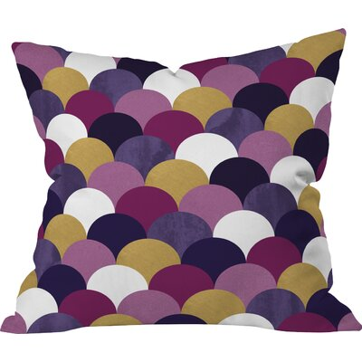 Elisabeth Fredriksson Indoor/Outdoor Throw Pillow Size: 16 H x 16 W x 4 D