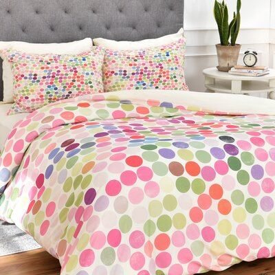 4 Duvet Cover Size: Queen
