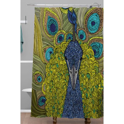 Mr Pavo Real Shower Curtain