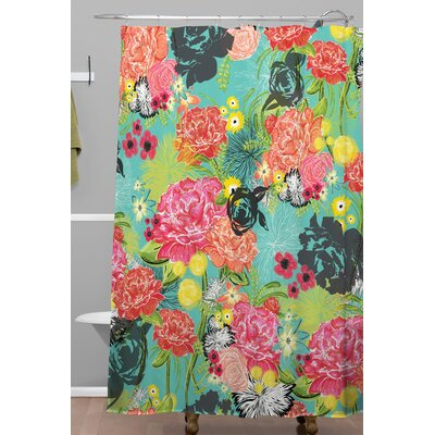 Khristian A Howell Michella Shower Curtain
