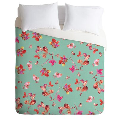 Bloom Duvet Cover Size: Queen