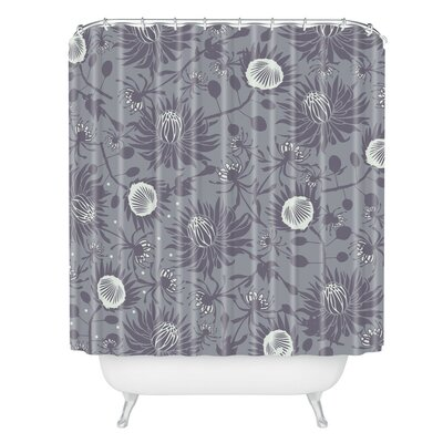 Protea Shower Curtain
