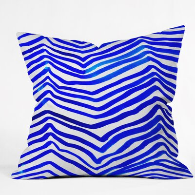 Indoor/Outdoor Throw Pillow Size: 16 H x 16 W x 4 D