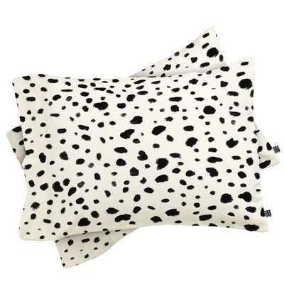Dalmatian Pillowcase