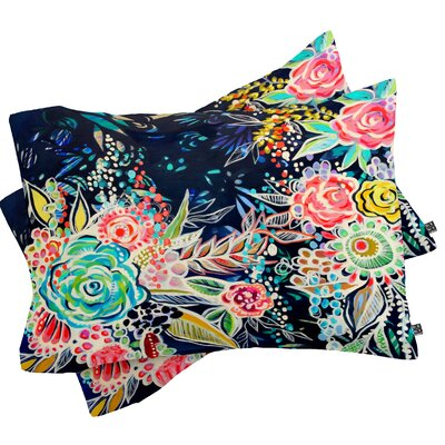 Night Bloomers Pillowcase