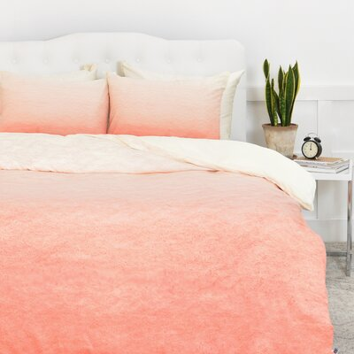 Ombre Duvet Cover Size: Twin/Twin XL