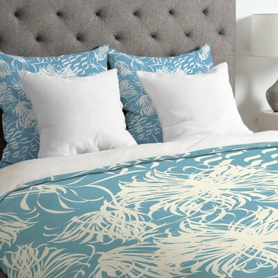 Vy La Cool Breezy Duvet Cover Size: Twin/Twin XL