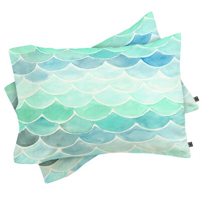 Mermaid Scales Pillowcase
