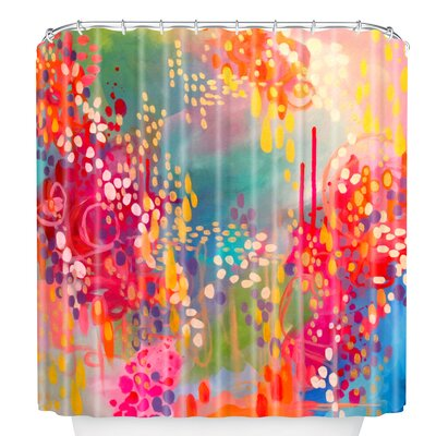 Stephanie Corfee Razzle Dazzle Shower Curtain