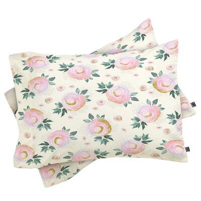 Iveta Abolina Rose Taffy Pillowcase