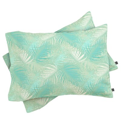 Pale Palm Pillowcase