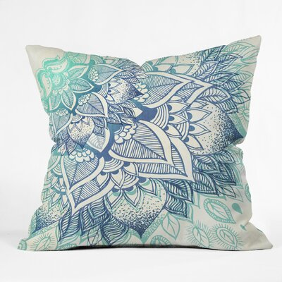 Rosebudstudio Lovely Soul Throw Pillow Size: 18 H x 18 W x 5 D