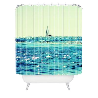 Sailin Shower Curtain