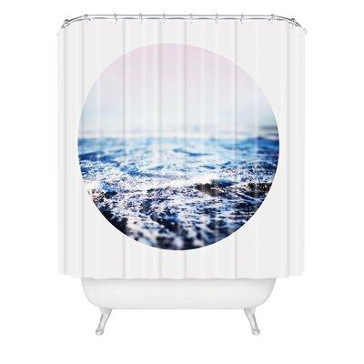 Leah Flores Surf Shower Curtain