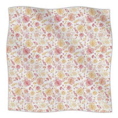 Summer Line By Alisa Drukman Fleece Blanket Size: 60 L x 50 W x 1 D